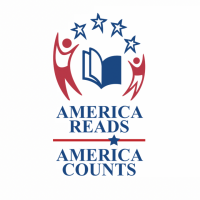 America Reads logo